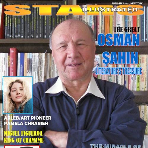 Arleb by Nabad – Stars Illustrated Magazine New York