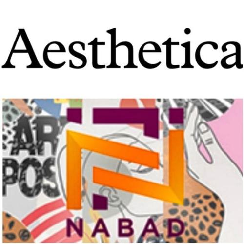 Nabad on Aesthetica Magazine (York, United Kingdom)
