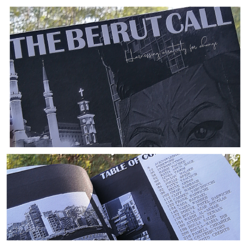 The Beirut Call: The Strongest Souls Emerge Out of Suffering